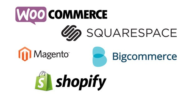 ecommerce platforms we work with