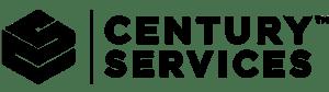 century services logo black