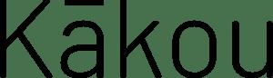 Kakou logo - dark