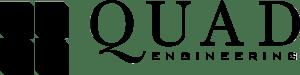 quad engineering logo black